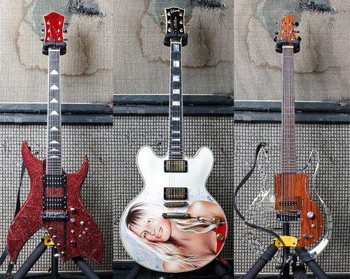Rig Rundown - Aerosmith's Joe Perry and Brad Whitford - PremierGuitar.com