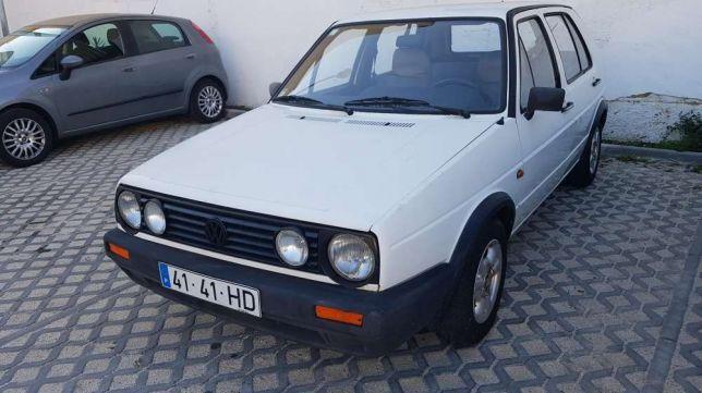 VW Golf 1.6 GTD preços usados