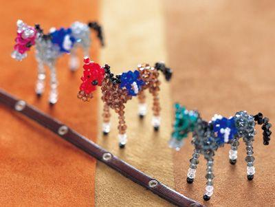 サラブレッド #horses #beadart #japan