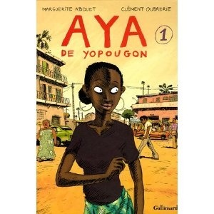 Aya de Yopougon, Tome 1,  Excellent critics but I was somewhat disappointed. Just correct.