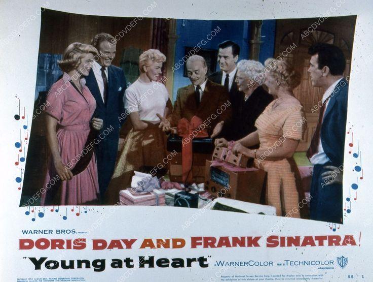 Doris Day Frank Sinatra film Young at Heart 35m-2540