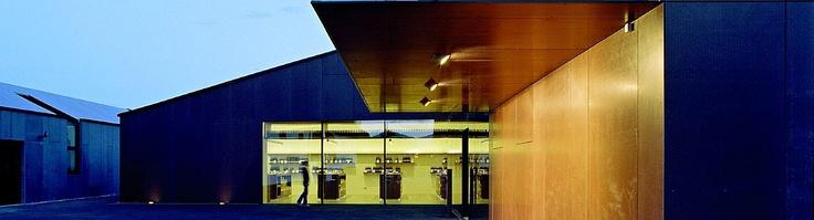 Moderne Architektur - Kaltern am See - Südtirol - Italien