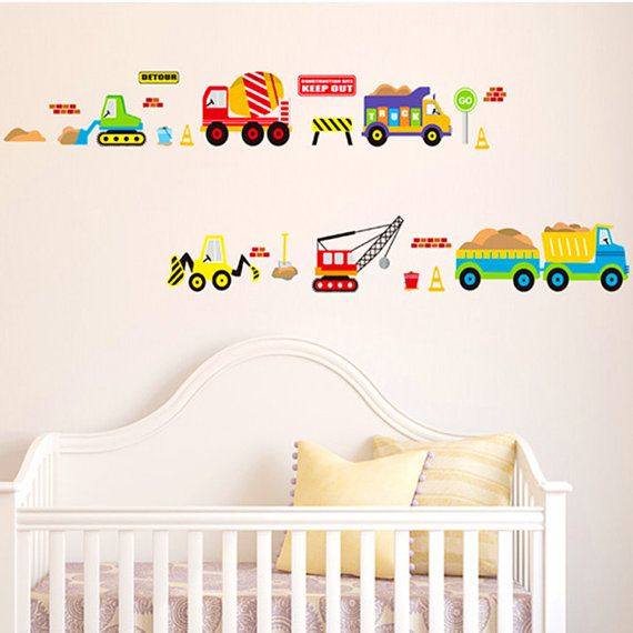 Removable Vinyl Wall Art Sticker Decal  by HeatedCaramel on Etsy, $17.00