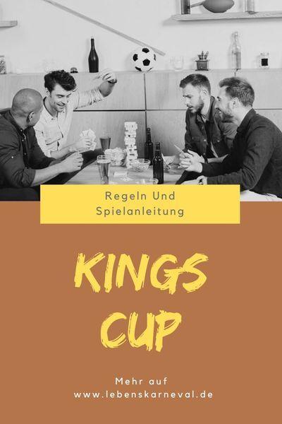 Kingscup Regeln