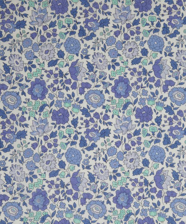 NEW SEASON! Liberty Art Fabric D'Anjo D Tana Lawn   Classic Tana Lawn by Liberty Art Fabrics   Liberty.co.uk
