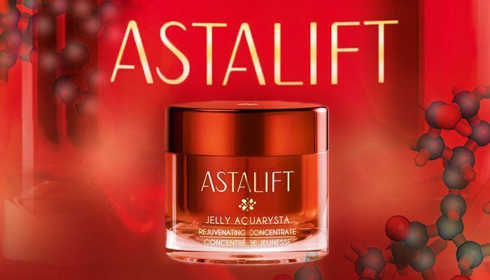 ASTALIFT: revolutionärer Schutz für Ihre Haut