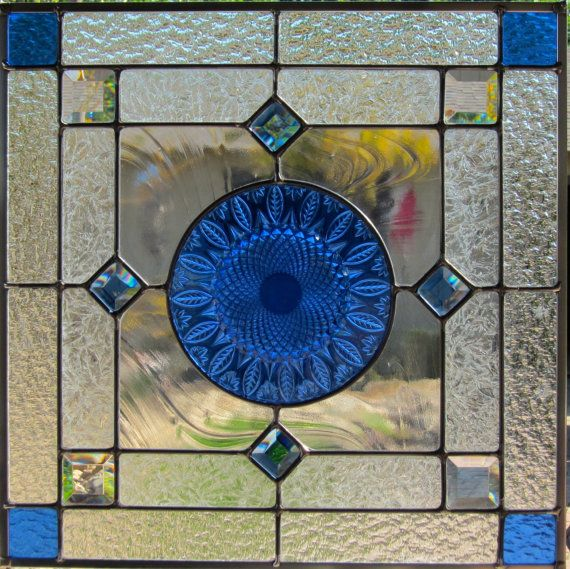17 Best Images About Stained Glass Plate Windows On