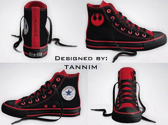 Hey, I found this really awesome Etsy listing at http://www.etsy.com/listing/119535170/custom-star-wars-rebel-alliance-converse