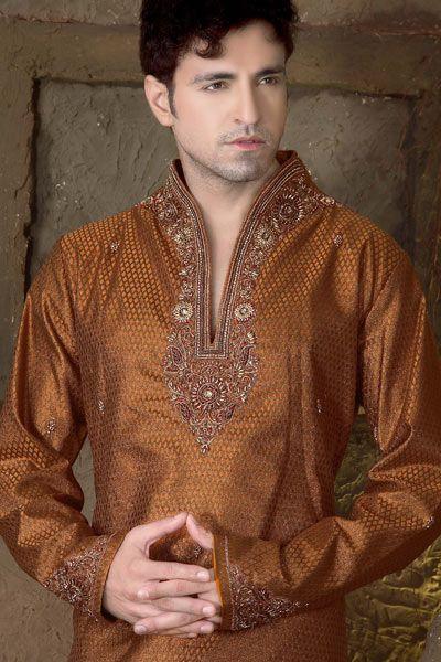 Indian men clothing: Kurta