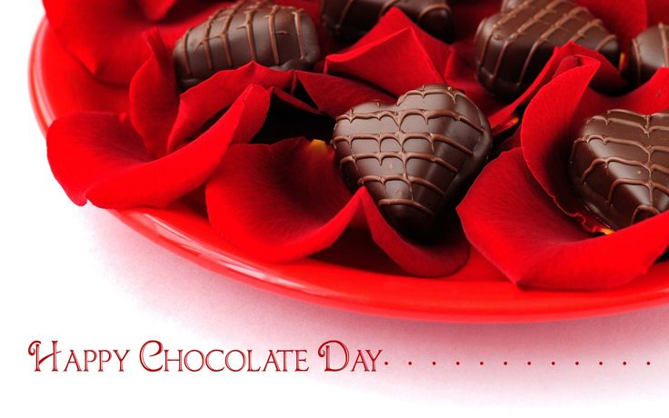 Happy Chocolate Day Images and Wallpapers - for more please visit etcfn.com