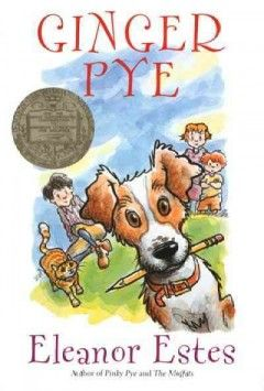 Meet Ginger Pye, the smartest dog you'll ever know. Jerry Pye and his sister, Rachel, feel pretty smart themselves for buying Ginger. It was the best dollar they ever spent. Ginger steals everybody's heart . . . until someone steals him! - from Amazon