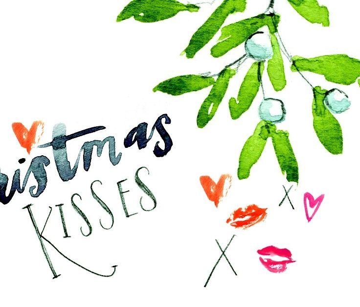11 Best Mistletoe Images On Pinterest