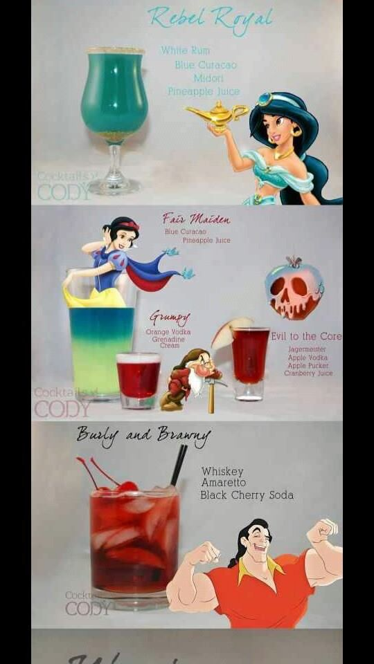 disney drinks