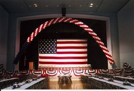 1000 Images About Balloons Patriotic On Pinterest Red