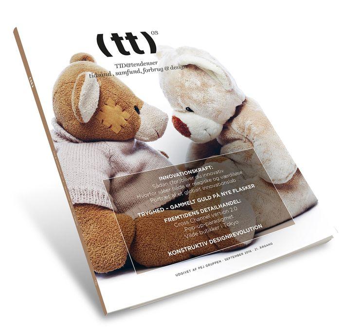 Trenduniverset TID & tendenser - Årsabonnement - pej trend