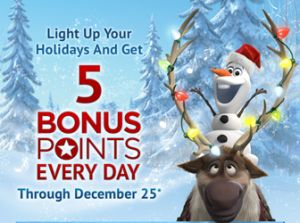 25 Days of FREE Disney Movie Reward Points 12/1-12/25! Updated with 12/1 Code! on http://hunt4freebies.com