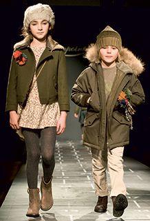 Winter 2013 fashion show