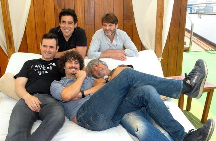 Los actores de 'La que se avecina', en Gran Canaria