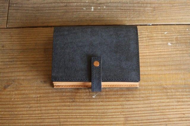 2つ折財布 [proteus M] 003 - GUILD