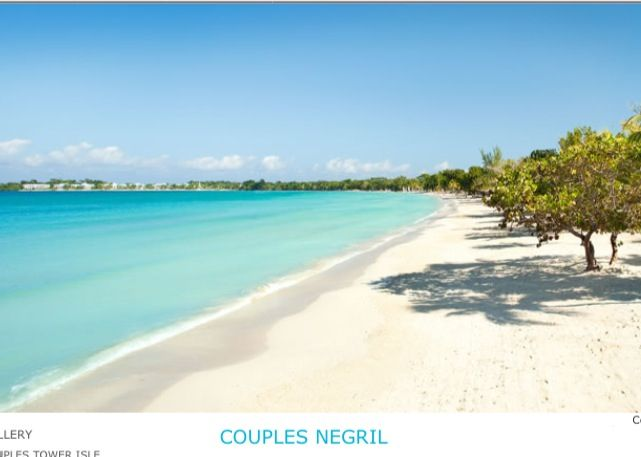 Couples resort Negril : Was so nice that it was all couples. No children allowed. Good food!
