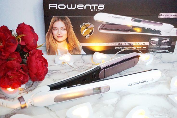 Rowenta Premium Care Brush & Straight