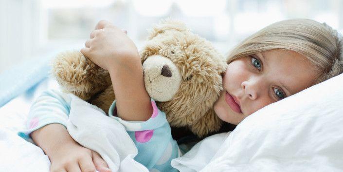 9 Ways to Entertain a Sick Child