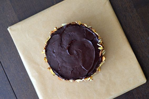 How to Make a Cake Platter out of Cardboard on Food52