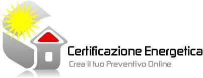 schede tecniche per certificazioni energetiche