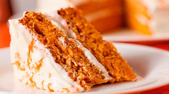 Легкий, свежий и безумно вкусный лимонно-морковный торт!