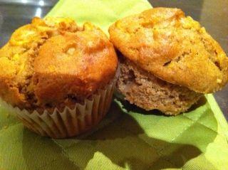 Muffins aux pommes et épices-Recettes du Québec