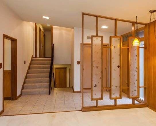 50 Brilliant Living Room Decor Ideas In 2019: Mid-Century Room Dividers