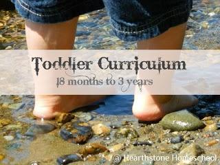 montessori curriculum for toddlers pdf