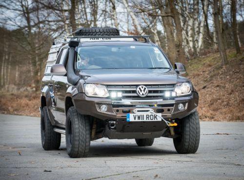 VW Amarok +2012 Rhino 4x4 Bumper