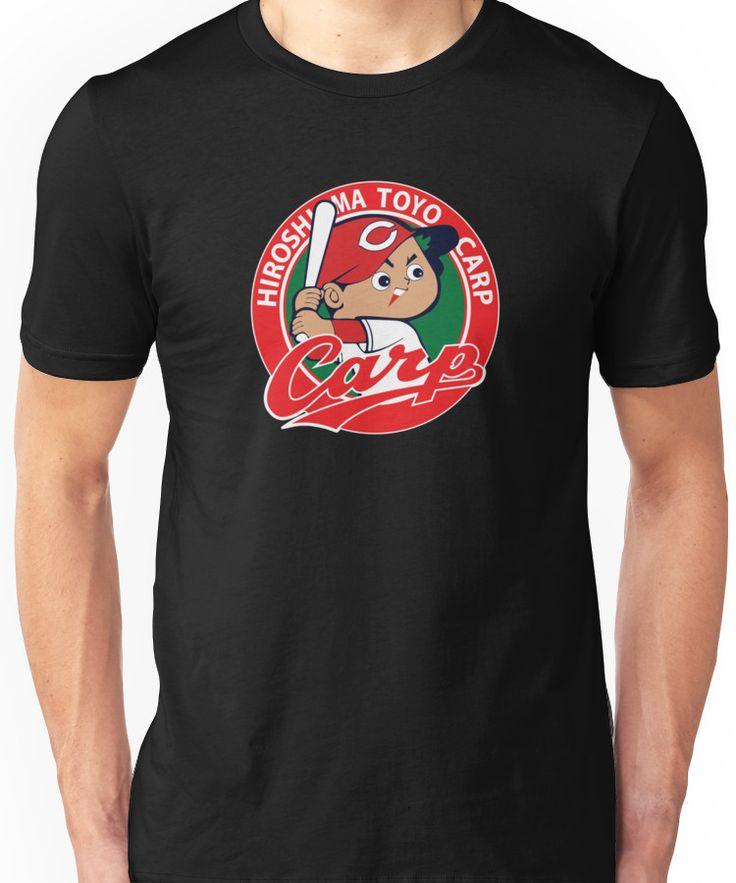 Hiroshima Toyo Carp Unisex T-Shirt