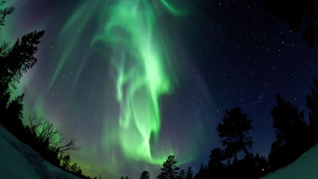 Aurora Borealis in Finnish Lapland 2011 by Flatlight Films. This is selection of northern lights we filmed during the winter 2011 in several locations in the Finnish Lapland. It's filmed with DSLR cameras with timelapse technique and with remote pan/tilt heads.