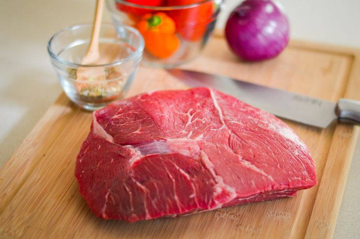 How to Make a Tender Sirloin Tip Roast in a Crock-Pot  http://www.livestrong.com/article/508162-how-to-make-a-tender-sirloin-tip-roast-in-a-crock-pot/