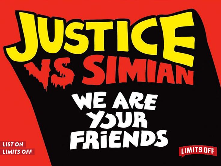 Justice Vs Simian - We Are Your Friends https://goo.gl/m9nUUA