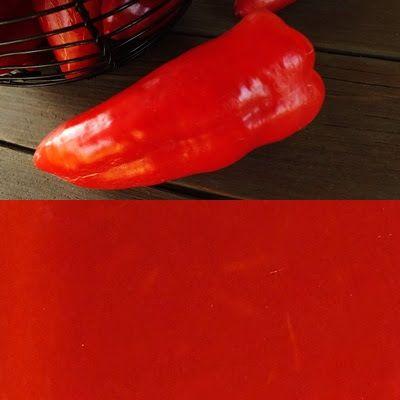 szeretetrehangoltan: Paprikakrém télire tarósítószer nélkül