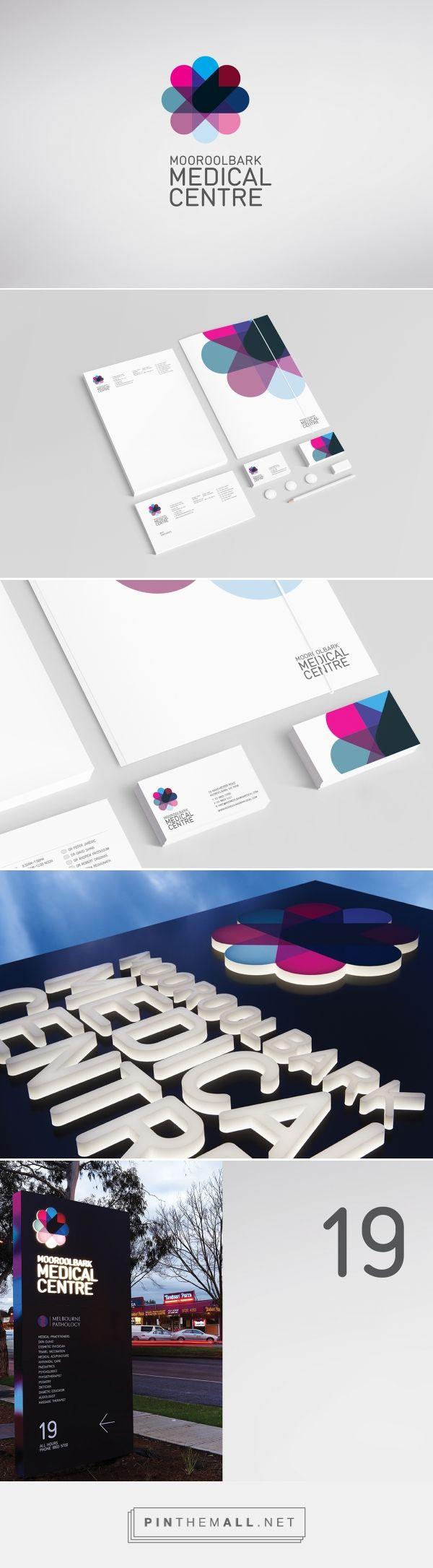 Mooroolbark Medical Center Branding on Behance   Fivestar Branding – Design and Branding Agency & Inspiration Gallery   Professional Logo and Website Design