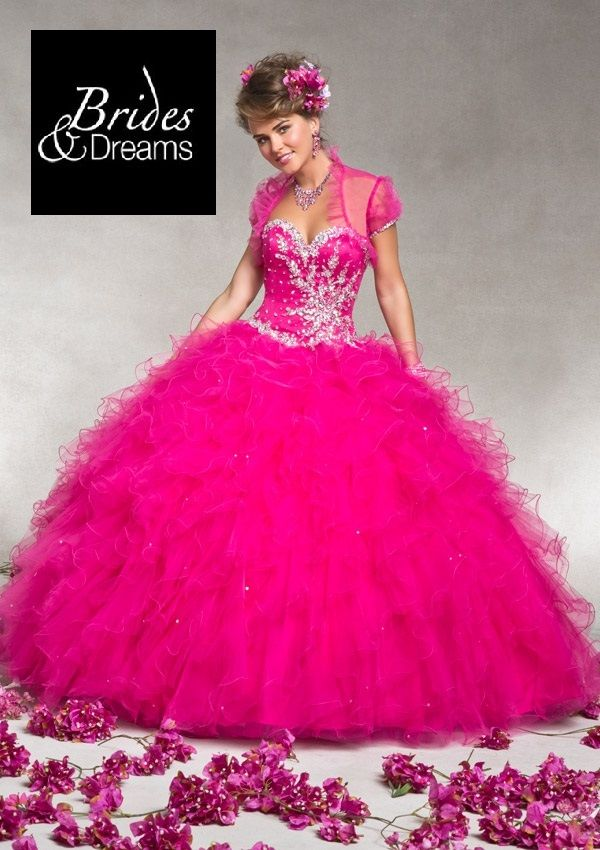 15 best yo amo los vestidos de quinceañeras images on Pinterest ...