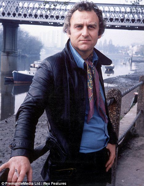 The late, great John Thaw