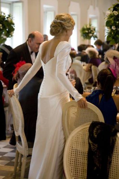Vestido de novia de Lorenzo Caprile