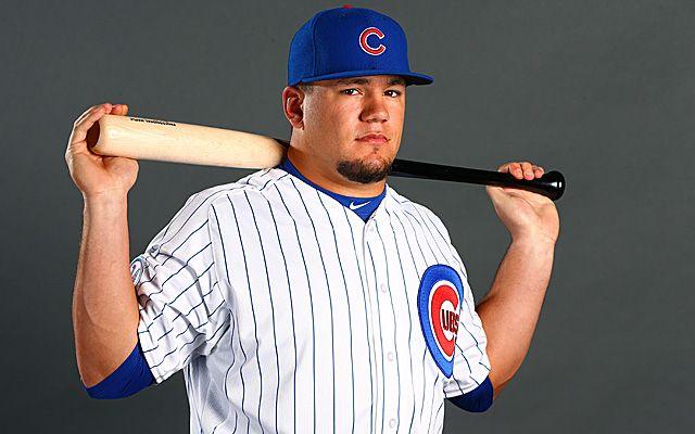 Cubs prospect Kyle Schwarber
