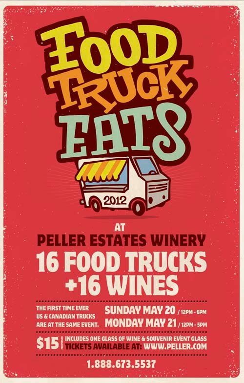 I was here...poshest food truck event ever!!!!