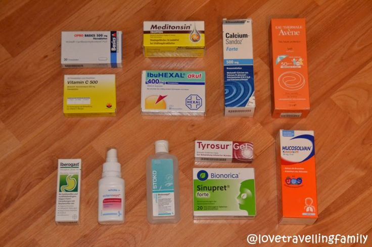 Travel Medication Deutsche Internet Apotheke