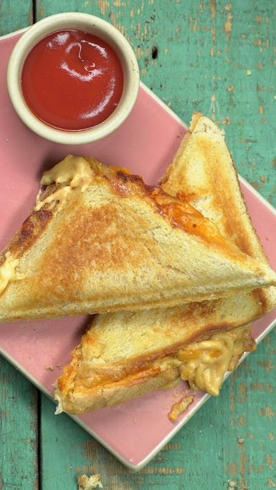 It's time to upgrade your classic cheese toastie into something INCREDIBLE