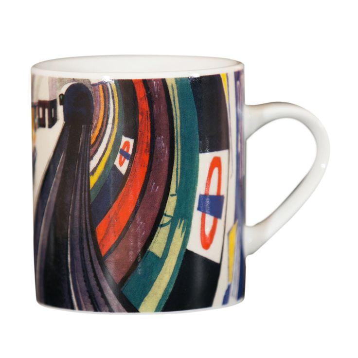 Miroslav Sasek Tube Mug London Transport