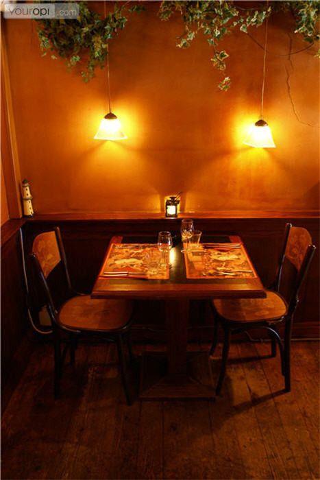 De Kleine Kasteleine is verstopt in het centrum van Groningen. Een sfeervol restaurant, waarbij in de indrukwekkend kleine keuken heerlijke gerechten worden bereid. www.dekleinekasteleine.nl