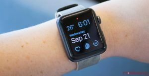 Worldwide smartwatch sales rising with Apple Watch leading the charge