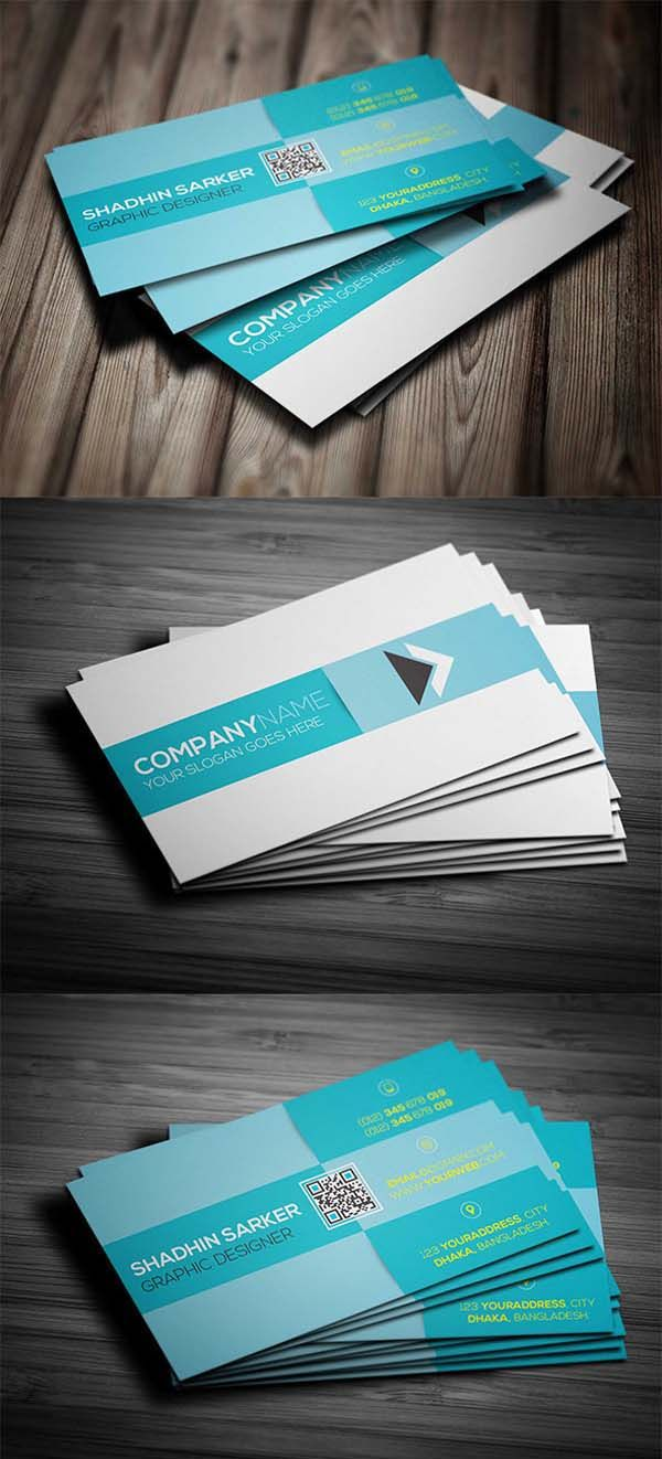 Examples business cards - 36 Modern Business Cards Examples For Inspiration 26 Businesscards Visitingcards Corporateidentity